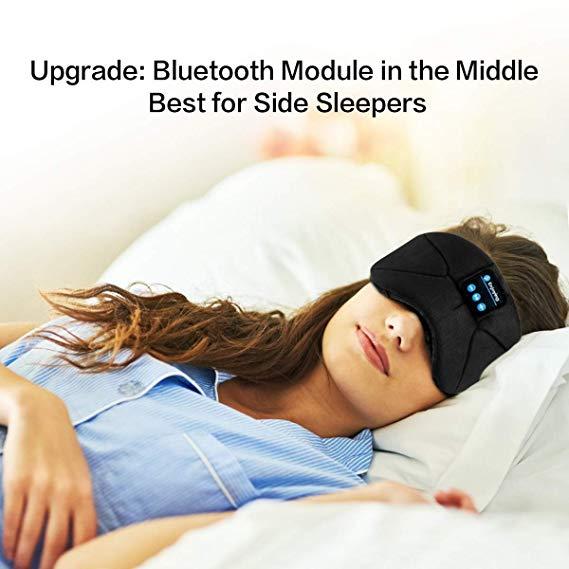 Schlafmaske Test