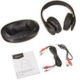 AmazonBasics Funk-Bügelkopfhörer