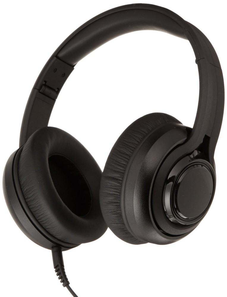 amazonbasics premium over ear headphone kopfh rer test 2019. Black Bedroom Furniture Sets. Home Design Ideas