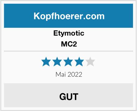 Etymotic MC2 Test