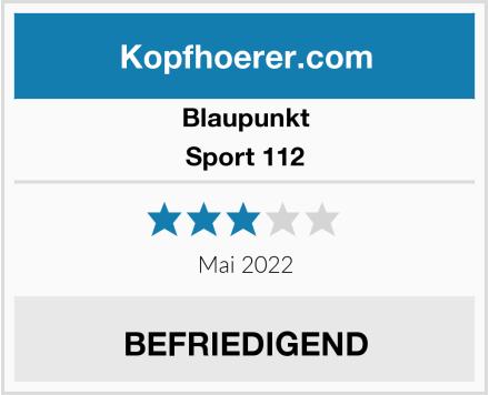 Blaupunkt Sport 112 Test