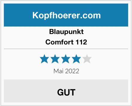 Blaupunkt Comfort 112 Test