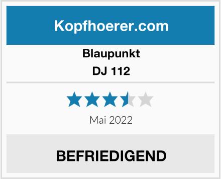 Blaupunkt DJ 112 Test