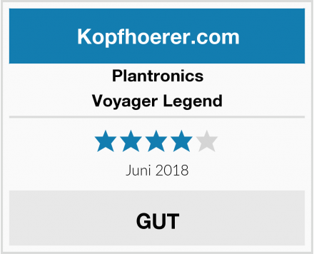 Plantronics Voyager Legend Test