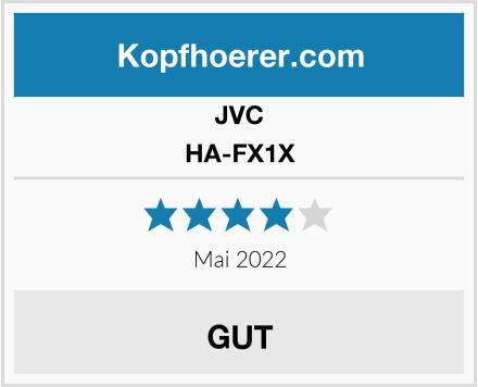 JVC HA-FX1X Test