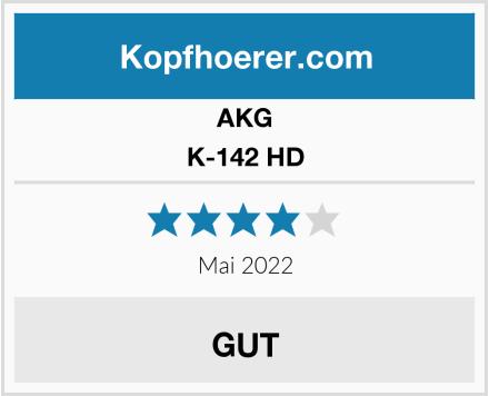 AKG K-142 HD Test