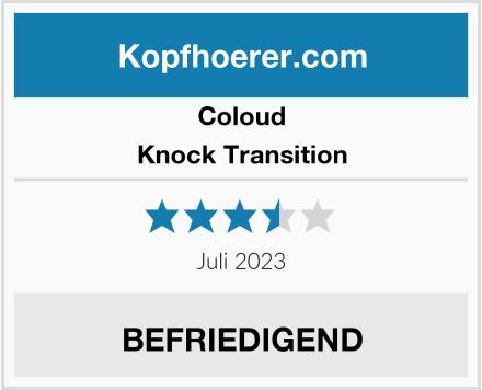 Coloud Knock Transition Test
