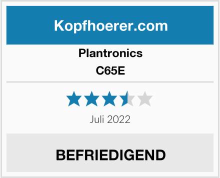 Plantronics C65E Test