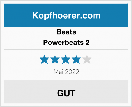 Beats Powerbeats 2 Test