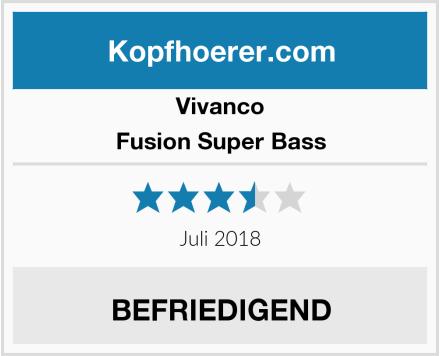 Vivanco Fusion Super Bass Test