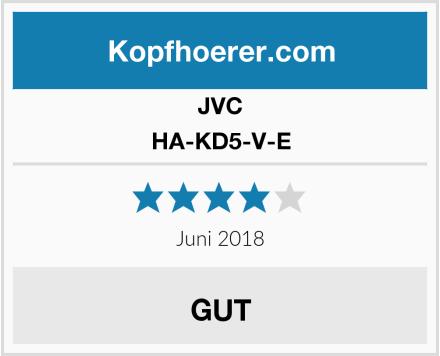 JVC HA-KD5-V-E Test