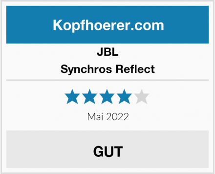 JBL Synchros Reflect Test