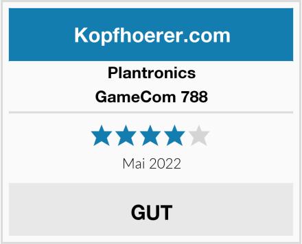 Plantronics GameCom 788 Test