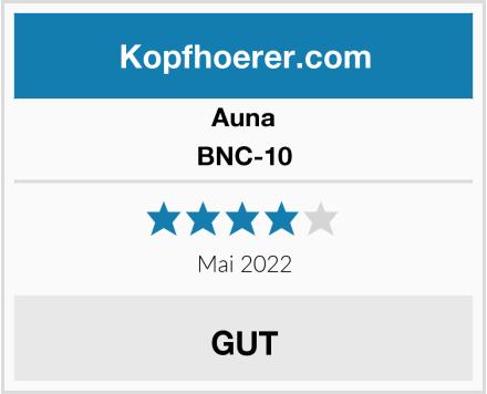 Auna BNC-10 Test