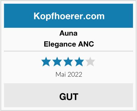 Auna Elegance ANC Test
