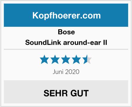 Bose SoundLink around-ear II Test