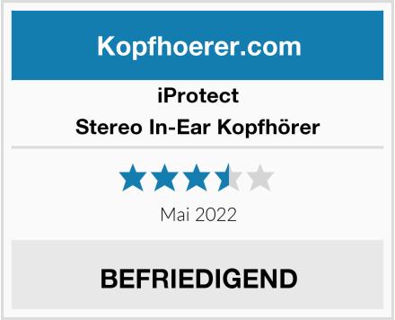 iProtect Stereo In-Ear Kopfhörer Test