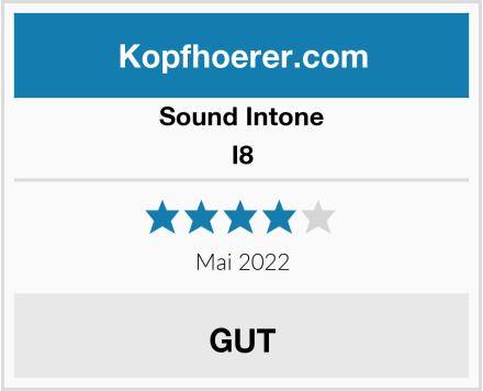 Sound Intone I8 Test