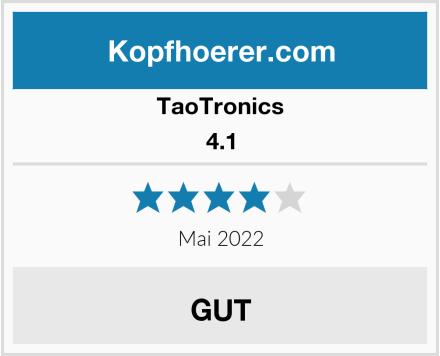 TaoTronics 4.1 Test