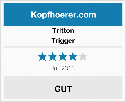 Tritton Trigger Test