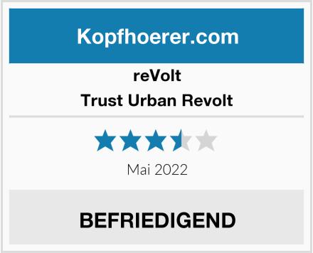 reVolt Trust Urban Revolt Test