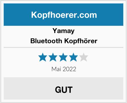 Yamay Bluetooth Kopfhörer Test