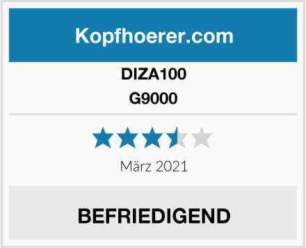 DIZA100 G9000  Test
