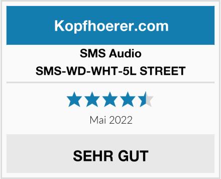 SMS Audio SMS-WD-WHT-5L STREET Test