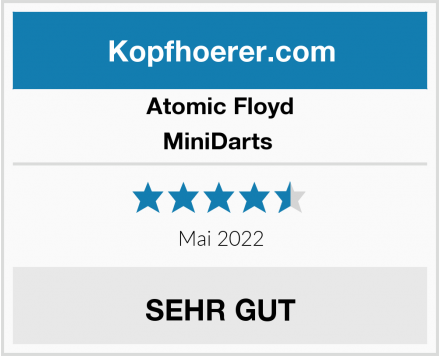 Atomic Floyd MiniDarts  Test