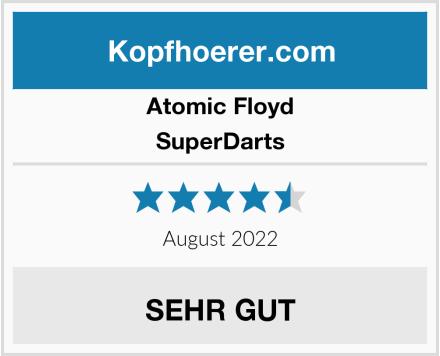 Atomic Floyd SuperDarts Test