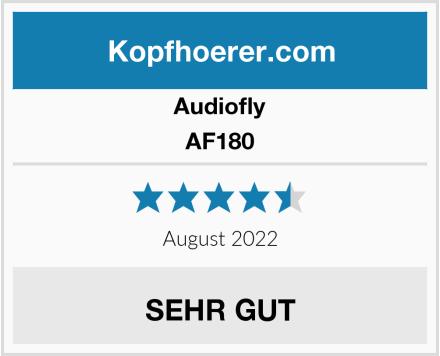 Audiofly AF180 Test