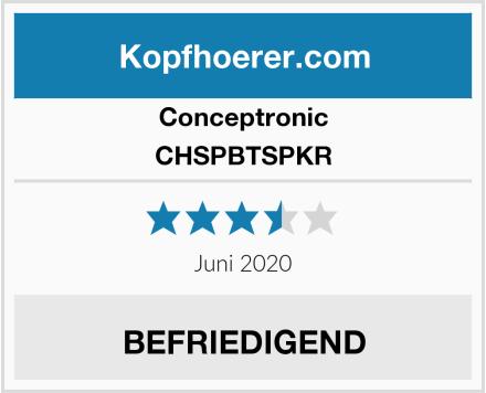 Conceptronic CHSPBTSPKR Test