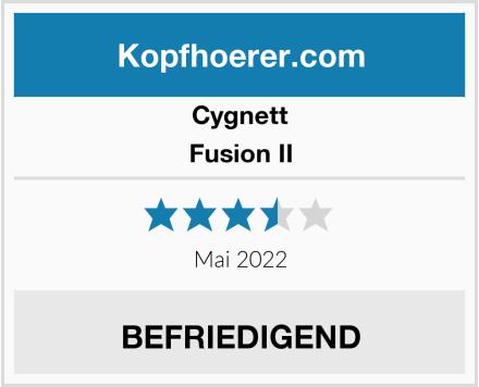 Cygnett Fusion II Test
