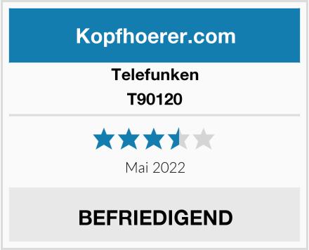 Telefunken T90120 Test