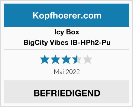 Icy Box BigCity Vibes IB-HPh2-Pu Test