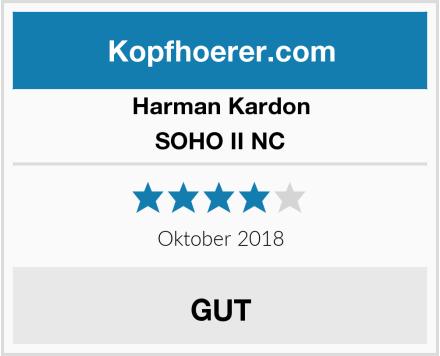 Harman Kardon SOHO II NC Test