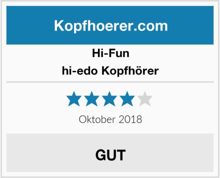 Hi-Fun hi-edo Kopfhörer Test