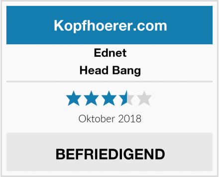 Ednet Head Bang Test