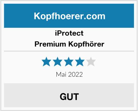 iProtect Premium Kopfhörer Test