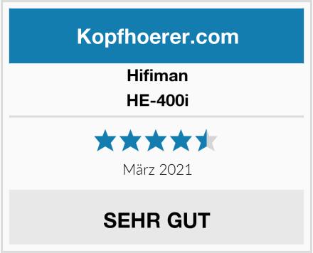 Hifiman HE-400i  Test