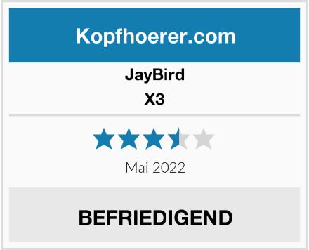 JayBird X3 Test