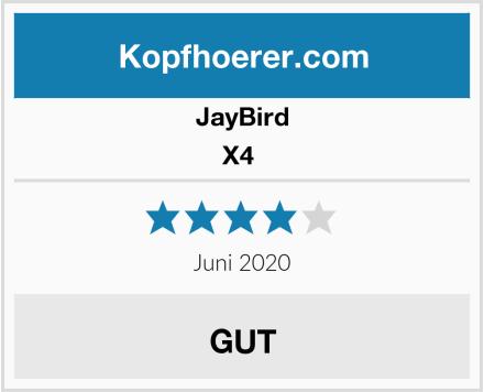 JayBird X4  Test