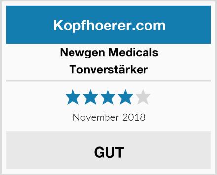 Newgen Medicals Tonverstärker Test