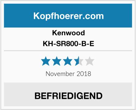 Kenwood KH-SR800-B-E Test