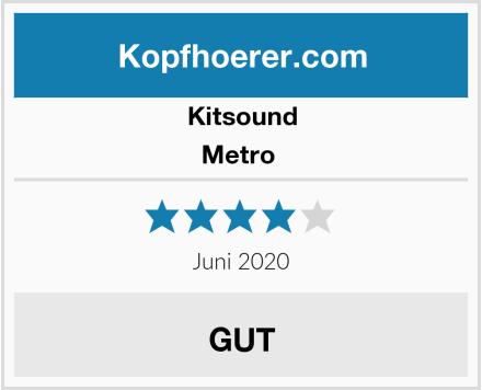 Kitsound Metro  Test