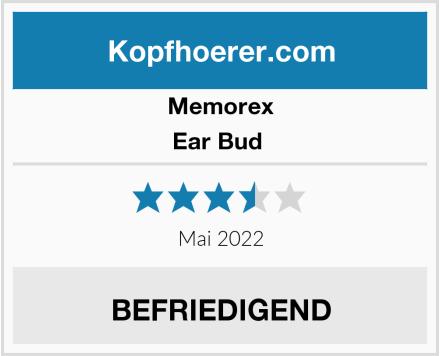 Memorex  Ear Bud  Test