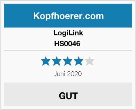 LogiLink HS0046  Test