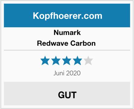 Numark Redwave Carbon  Test
