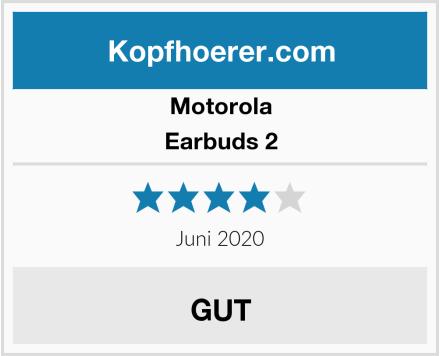 Motorola Earbuds 2 Test