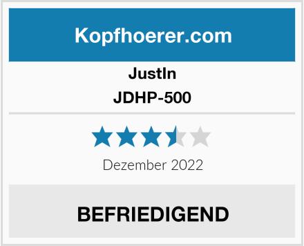 JustIn JDHP-500 Test